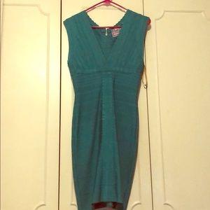 Herve Leger Medium Dress